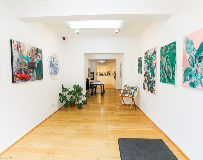 D Exhibition In London : Exhibitions gallery hire art sales